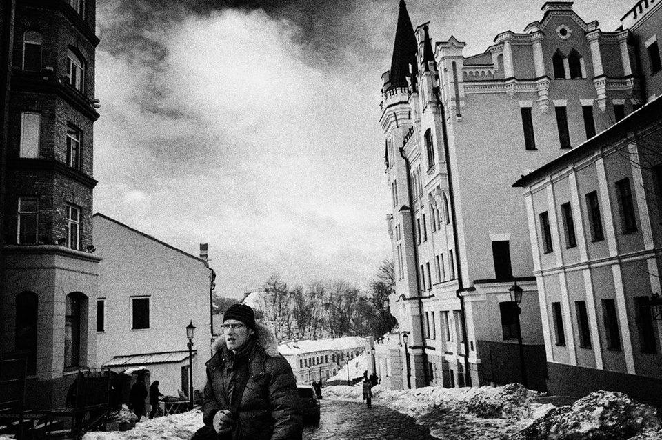 Камера наблюдения: Киев глазами Романа Николаева. Зображення № 16.