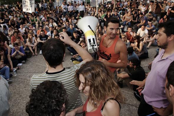 Народ против: Главные протесты 2011 года. Изображение № 16.