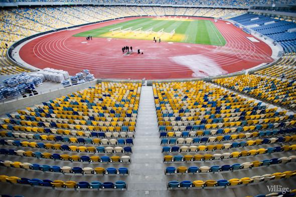 Фоторепортаж: «Олимпийский» изнутри. Зображення № 3.