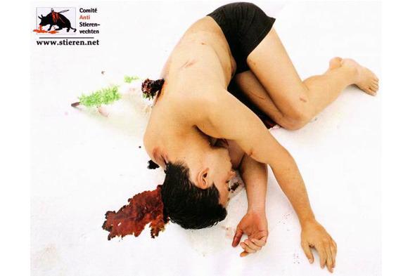 Социальная реклама Anti Bullfighting Committee CAS International. Изображение № 9.