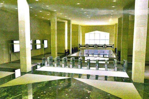 Станция метро «Шушары». Изображение № 4.