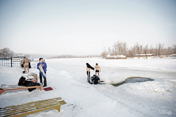 Голая правда: Киевские моржи о закалке, здоровье и холоде. Изображение №1.