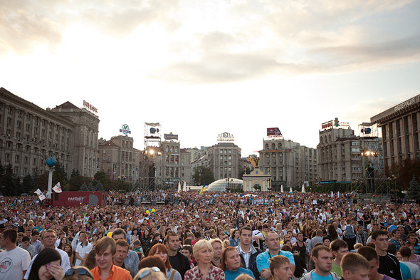 Не залёживайся: Жители Киева о переменах в городе. Зображення № 10.