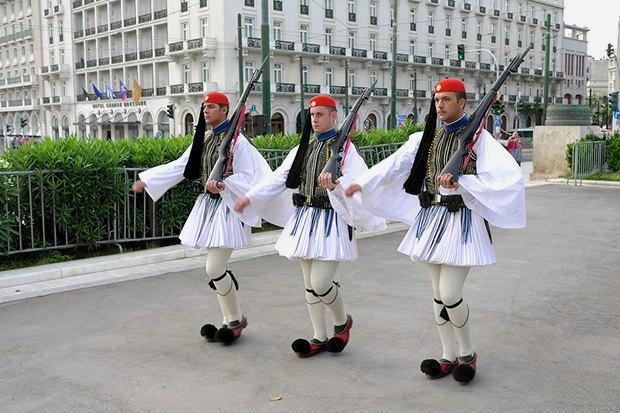 Как у них: Жители Израиля, Дании, Германии, Греции, США — о службе в армии. Изображение № 12.