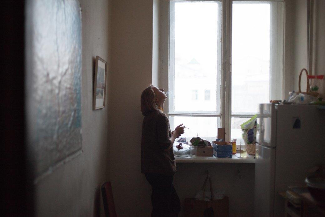 Как я неделю жила в«Милютинском сквоте». Изображение № 9.