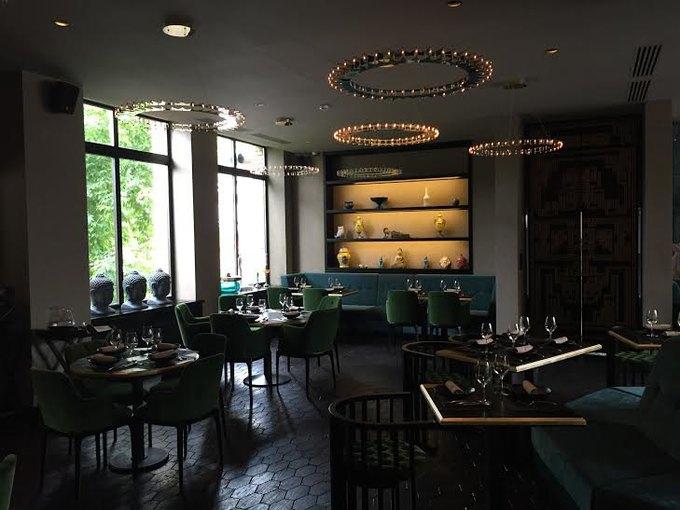 В Москве открылся ресторан корейской кухни Elements. Изображение № 3.