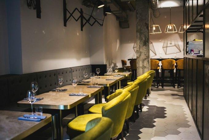 Команда Door 19 открыла бар-ресторан 15Kitchen+Bar. Изображение № 3.