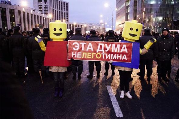Выставка протестного творчества «Вы нас даже не представляете». Изображение № 5.