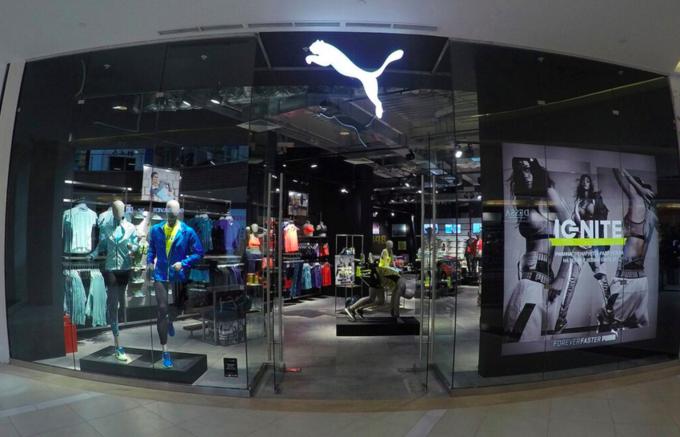 PUMA открыла магазин в новой концепции Forever Faster . Изображение № 1.