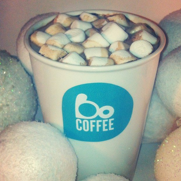 Кофемобиль Bo Coffee обзавёлся стационарной точкой у «Горьковской». Изображение № 2.