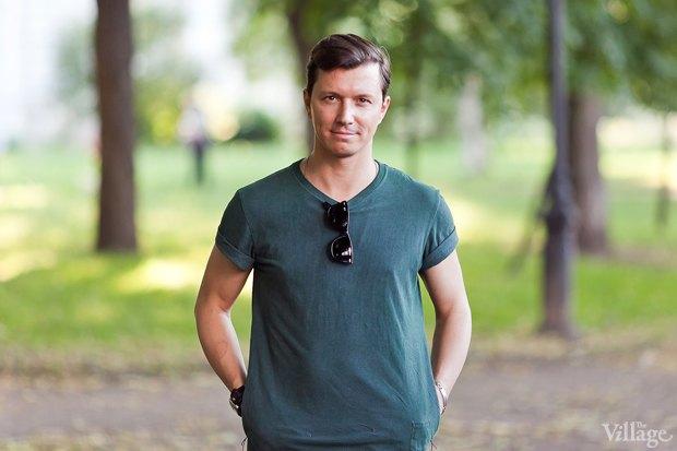 Внешний вид (Петербург): Сергей Веселов, диджей. Изображение № 9.