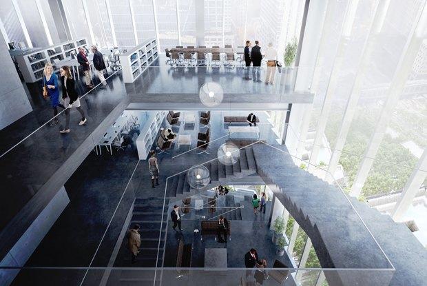 Проект 2 World Trade Center  Фотография: big.dk. Изображение № 5.