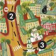 Уличное воспитание: Семейный квест «Московское ралли». Изображение № 6.