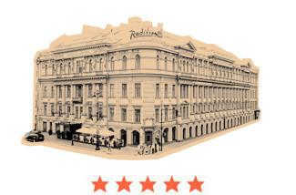 Жалобное лицо: Иностранцы о петербургских гостиницах. Изображение №1.