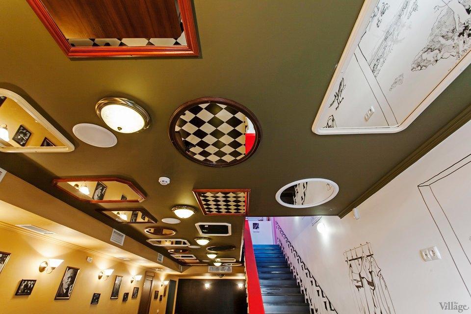 На Подоле открылось свободное пространство Freud House. Изображение № 4.