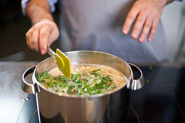 Шеф дома: Грузин и итальянец готовят по рецептам бабушек. Изображение № 34.