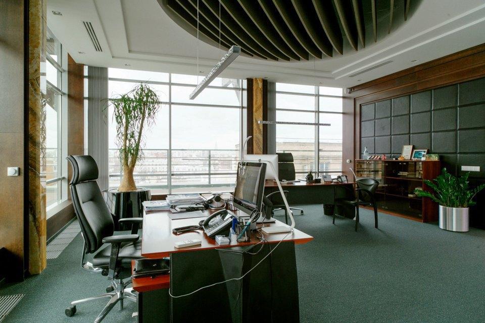Офис логистической компании накрыше пентхауса. Изображение № 24.