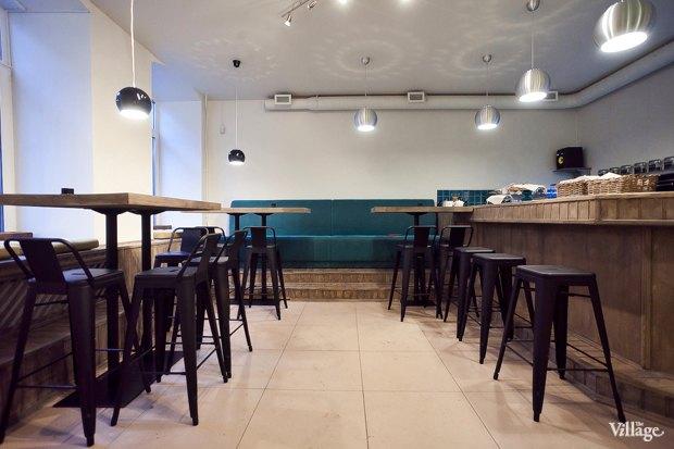 Новое место (Петербург): Кофейня Smalldouble. Изображение № 1.