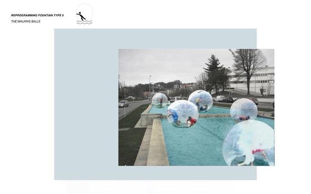 Идеи для города: Общественные бассейны в фонтанах. Изображение № 6.