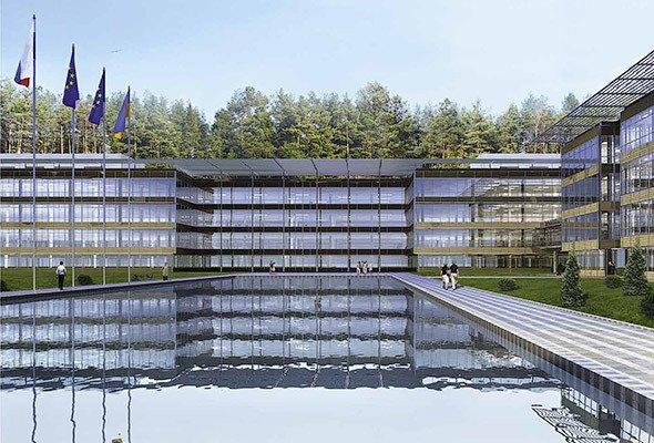 Осенью начнут строить инновационный парк Bionic Hill. Зображення № 4.