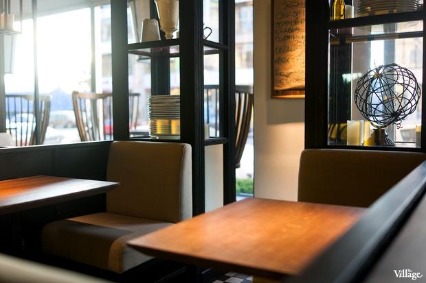 Новое место (Петербург): Ресторан-бар Solnce. Изображение № 16.