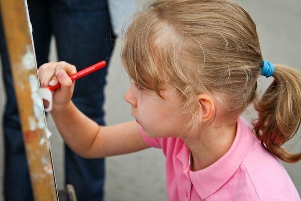 Занятия в студии «Хочу рисовать!». Изображение №30.