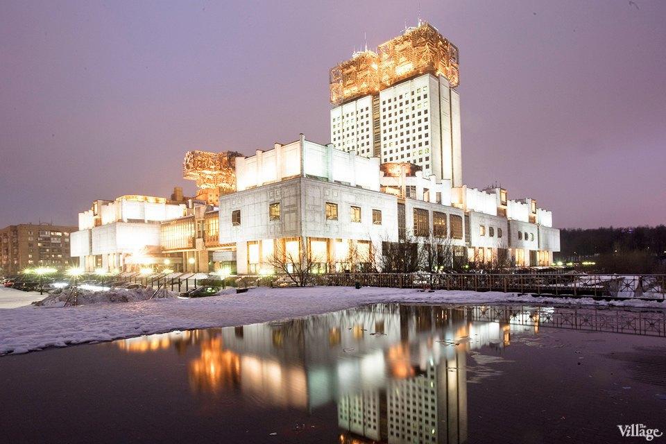 Лучший вид на этот город: 7 смотровых площадок вМоскве. Изображение № 15.
