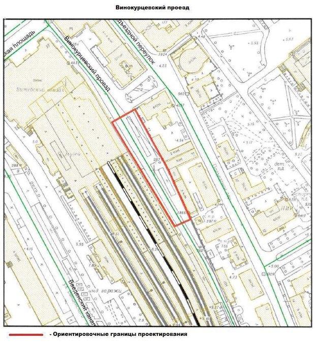 В Петербурге хотят построить четыре подземных паркинга. Изображение № 3.