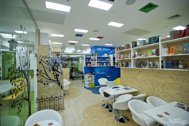 Новое место (Киев): Smart cafe BiblioTech. Зображення № 30.