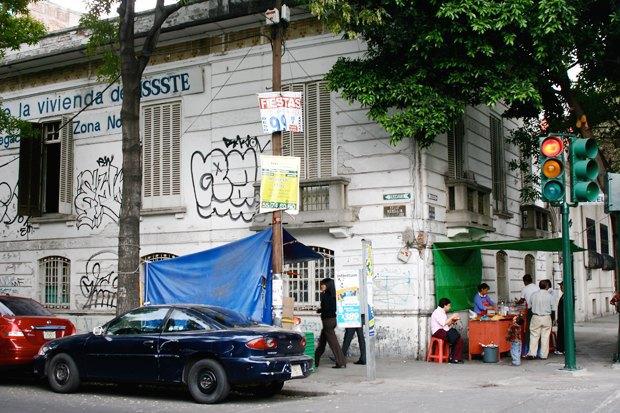 Рома, район стартапов в храмахМехико . Изображение № 1.