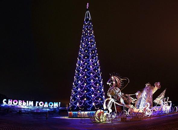 В московских парках на Новый год устроят караоке. Изображение № 1.