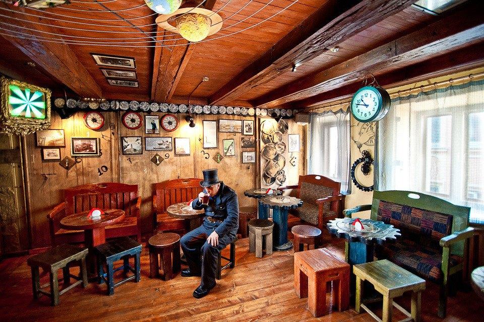 Гид по концептуальным ресторанам Львова. Изображение № 127.