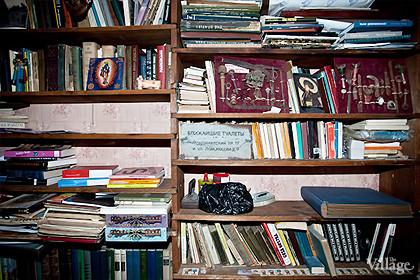 Изображение 115. Общественное пространство: петербургские коммунальные квартиры.. Изображение № 53.