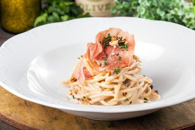 Напроспекте Энгельса открылся новый ресторан Italy . Изображение № 1.