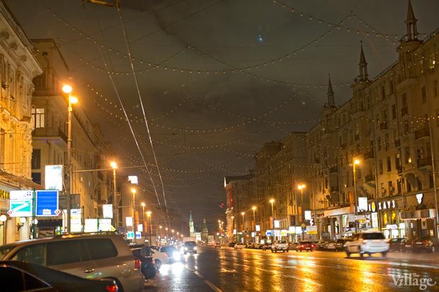 Гости столицы: Голландский светодизайнер о Новом Арбате и темноте. Изображение № 34.