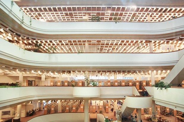 Городская библиотека в Торонто. Изображение № 8.