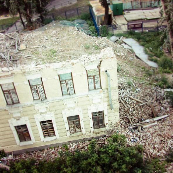 В зоне риска: доходный дом в 6-м Ростовском переулке. Изображение № 10.