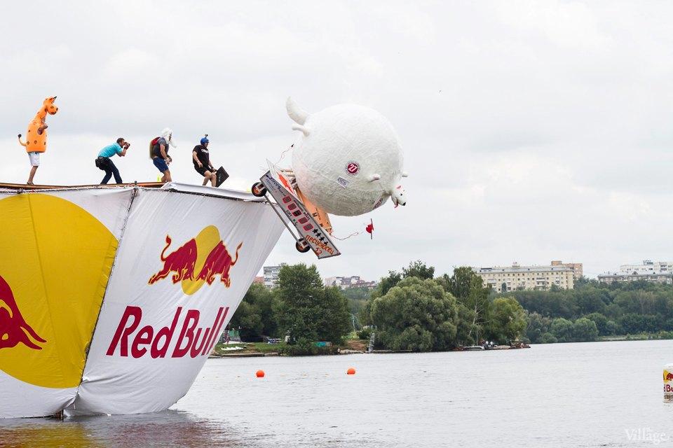 Люди в городе: Экипажи Red Bull Flugtag. Изображение № 2.