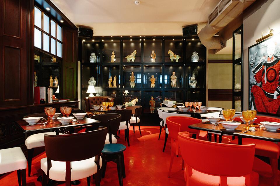 Ресторан «Китайская грамота». Изображение № 3.
