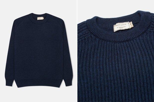 21 тёплый икрасивый мужской свитер. Изображение № 1.