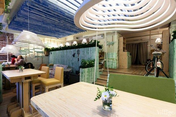 Новое место: Кафе «Укроп» на Малой Конюшенной . Изображение № 8.