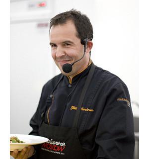Omnivore Food Festival: Жиль Шукрун готовит «краба под землей». Изображение № 1.
