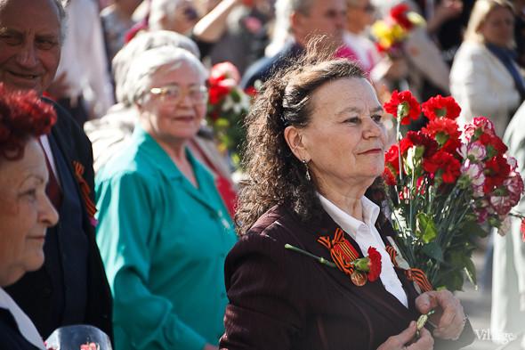 День Победы в Москве и Петербурге: Как гуляют и о чём вспоминают ветераны 9 Мая. Изображение № 49.