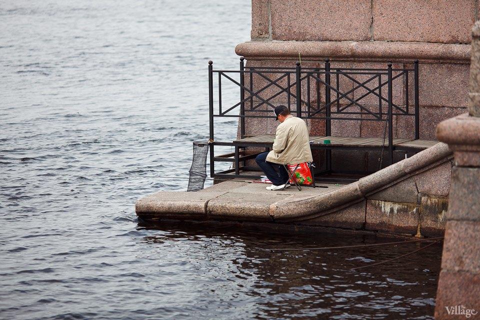 Люди в городе: Рыбаки Петербурга. Изображение № 13.