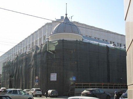 «Дом Болконского» лишился шпиля. Изображение № 2.