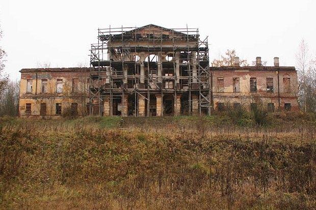 Ропшинский дворец отреставрируют. Изображение № 2.