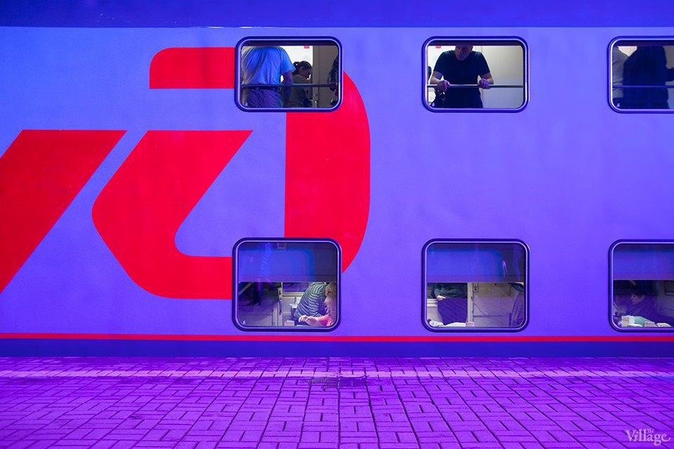 Фото дня: Первый в России двухэтажный поезд. Изображение № 4.