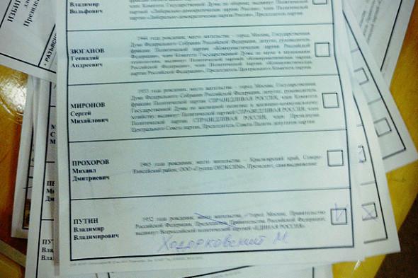 Хороший, плохой, злой: 5 наблюдателей на президентских выборах. Изображение № 9.