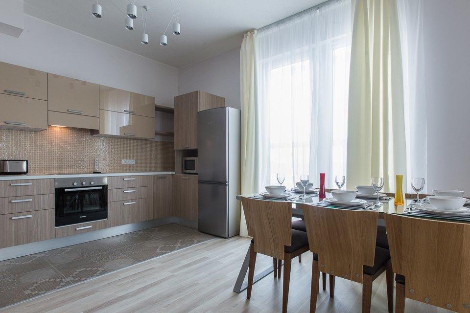 Светлые апартаменты виндустриальном районе . Изображение № 15.