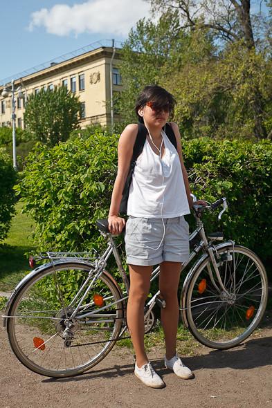 Участники пробега Let's bike it! о велодорожках. Изображение № 13.